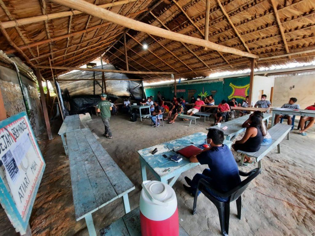 Curso de agricultura indígena inicia em São Gabriel da Cachoeira