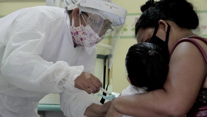 Dia 'D' da campanha de multivacinação terá 137 unidades de saúde com salas de vacina