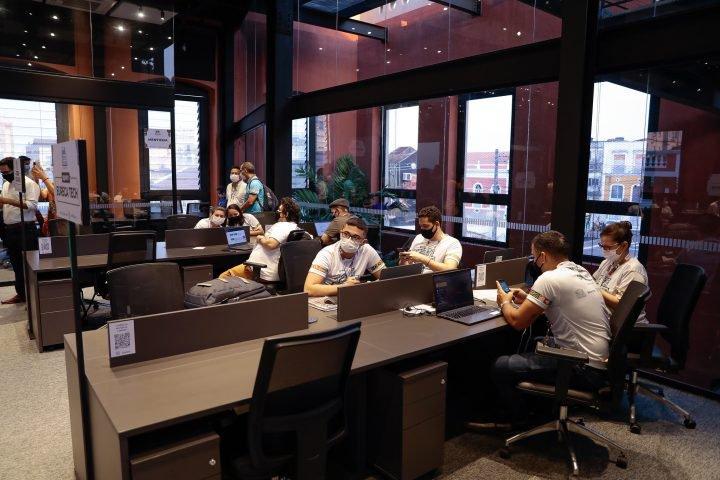 Prefeitura abre inscrições para workshops sobre tecnologia