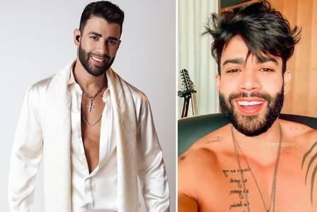 Gusttavo Lima muda visual e fãs apontam uso de peruca