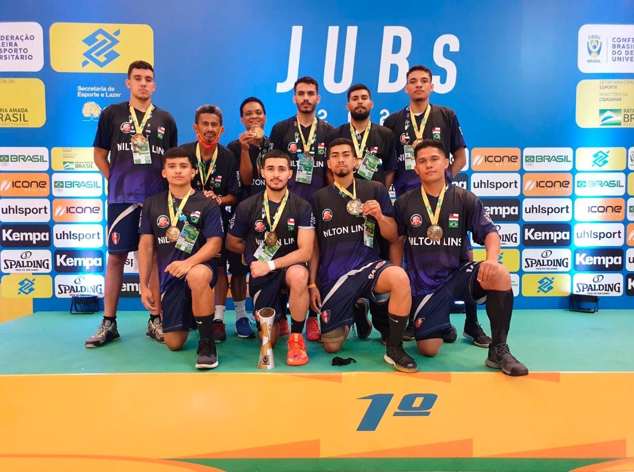 JUBs: AM conquista medalhas de ouro e prata em Brasília
