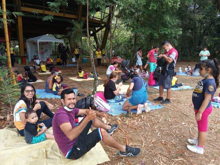 Evento literário movimenta o parque do Mindu neste fim de semana