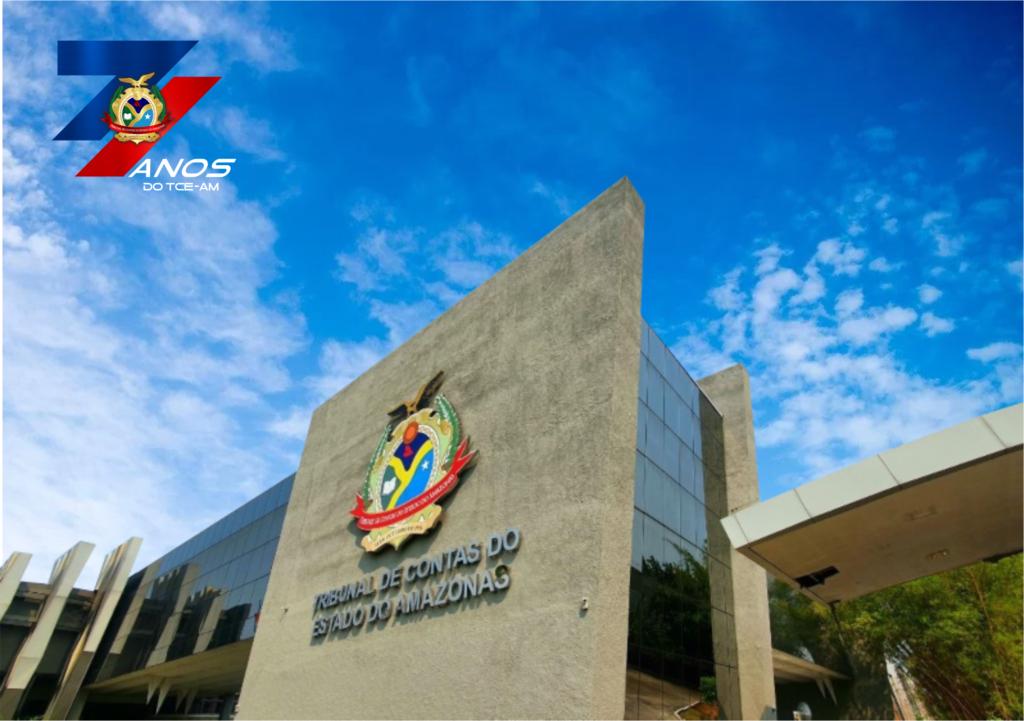 TCE-AM terá programação especial para comemoração de 71 anos de fundação