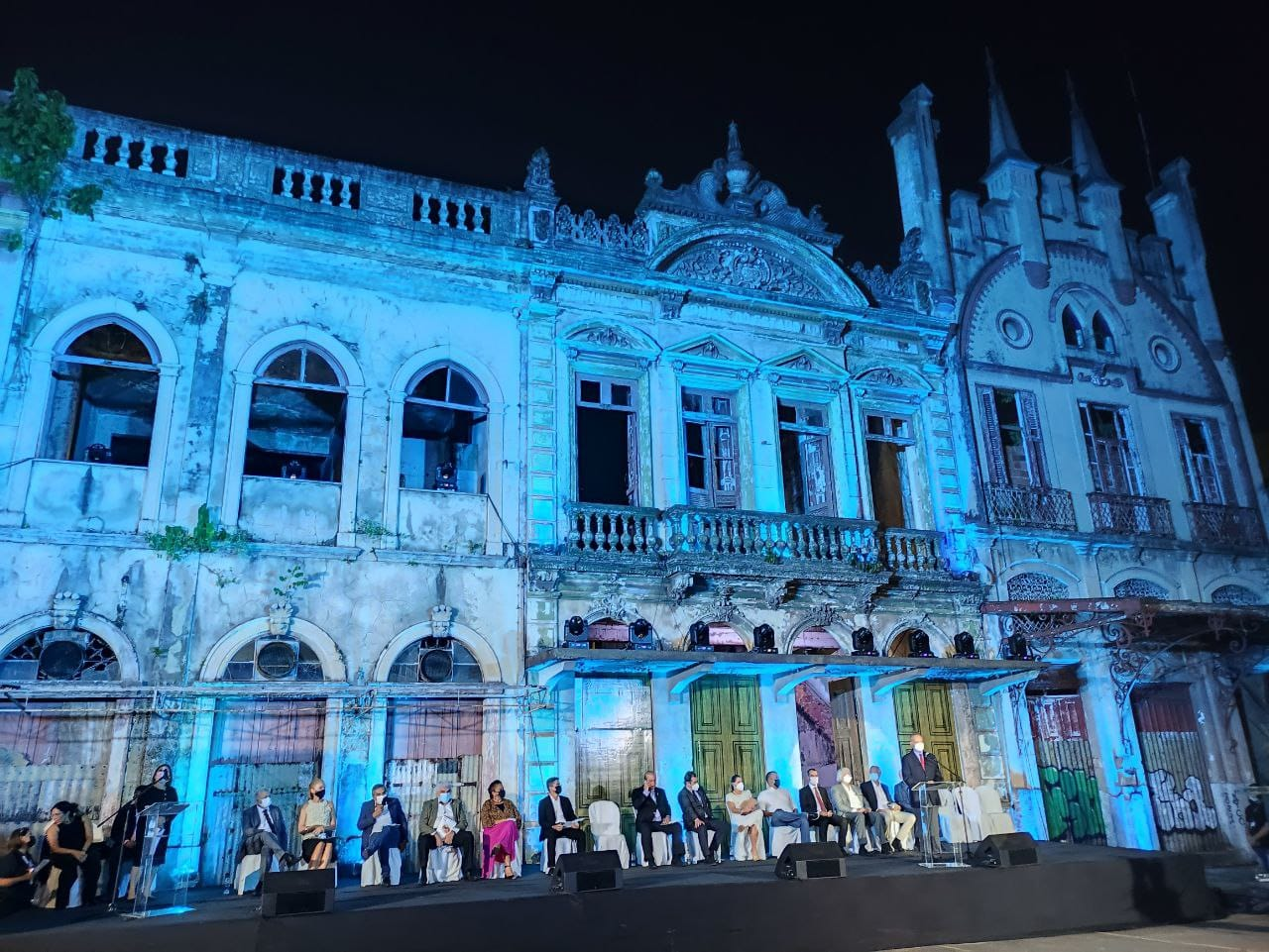 Casarão histórico no centro de Manaus será restaurado pelo TCE-AM em parceria com Prefeitura