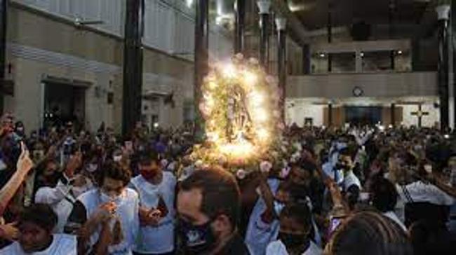 Confira a programação dos festejos de Nossa Senhora Aparecida em Manaus